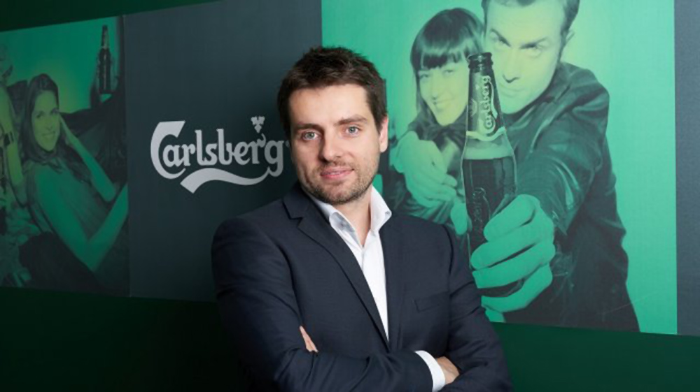 Teodor Nestorov, Marketing Director at Carlsberg Bulgaria