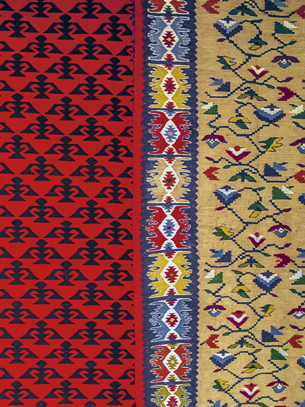 Chiprovtsi carpets, Bulgaria