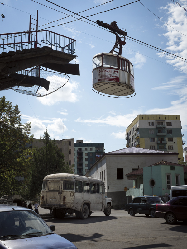 Chiatura cable car