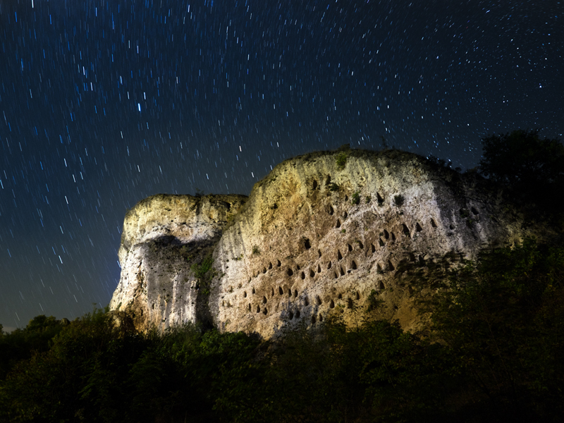 Rock sanctuary bulgaria