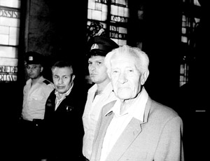 Mircho Spasov was put on trial in 1992