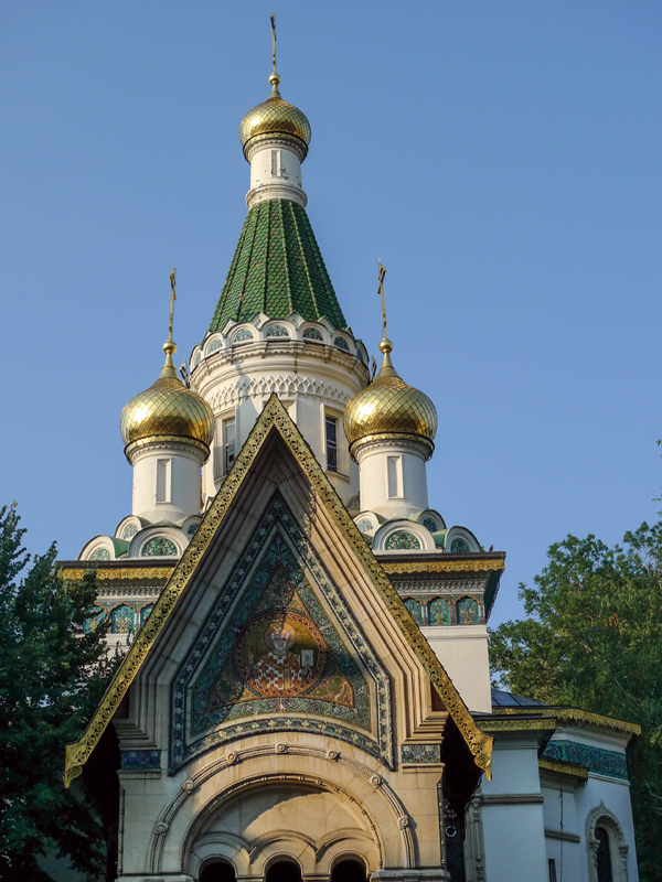 Russian Church, Sofia