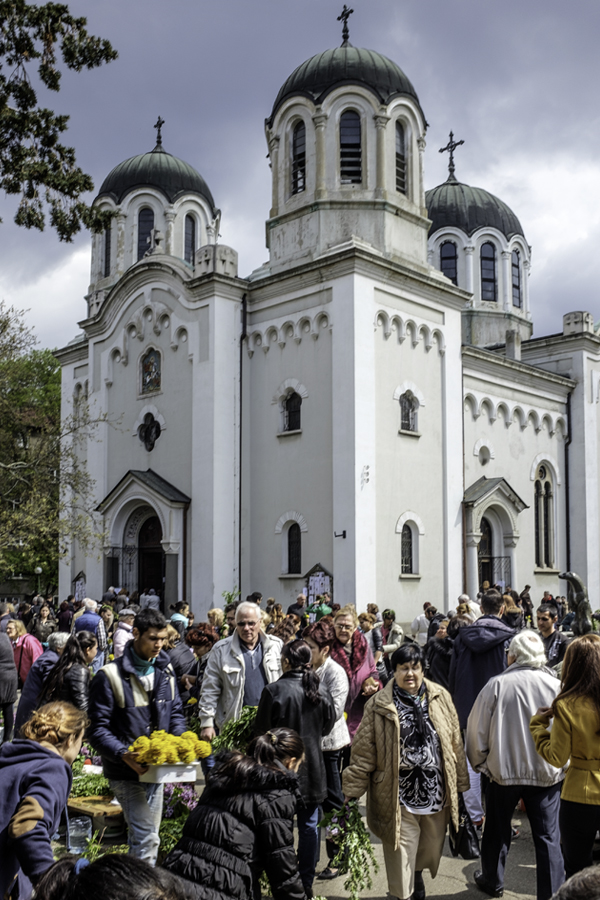 Palm Sunday Bulgaria