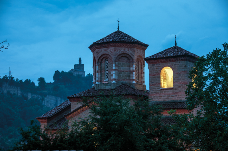 Veliko Tarnovo church