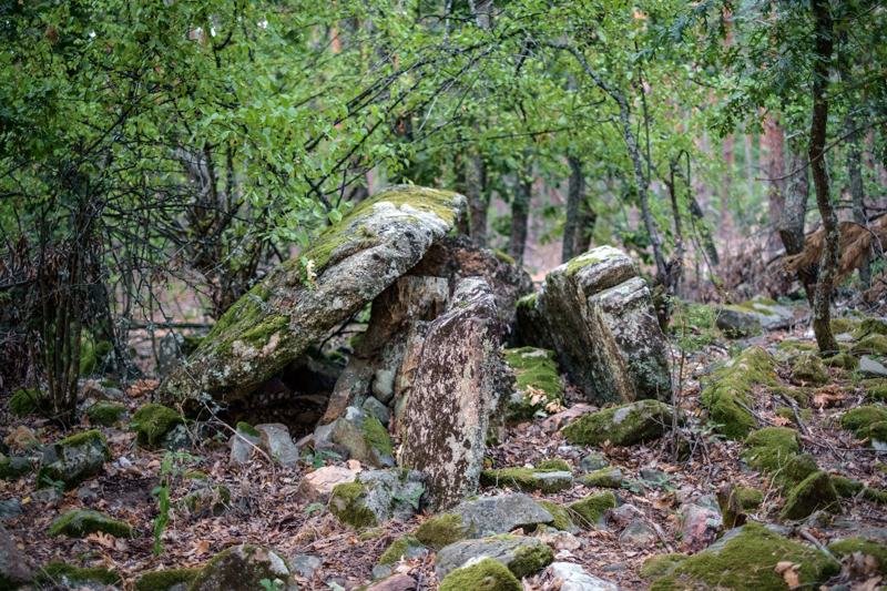 Dolmens in Bulgaria