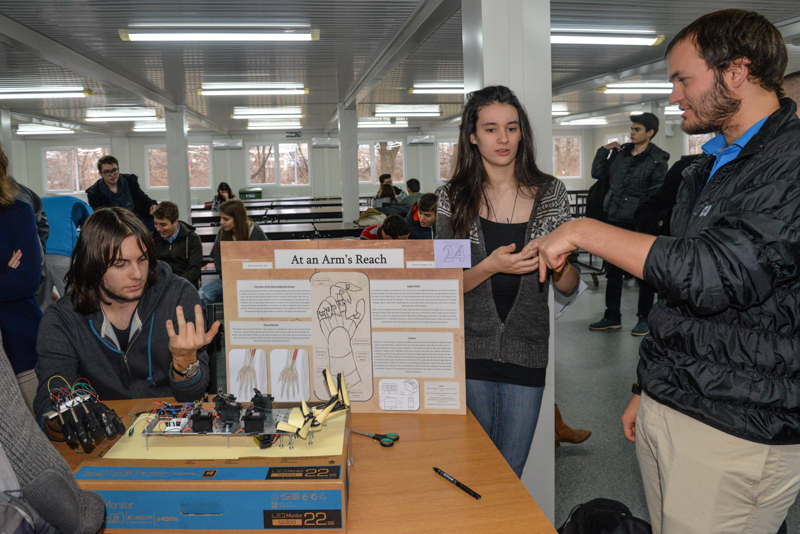 American College Sofia, Science Fair