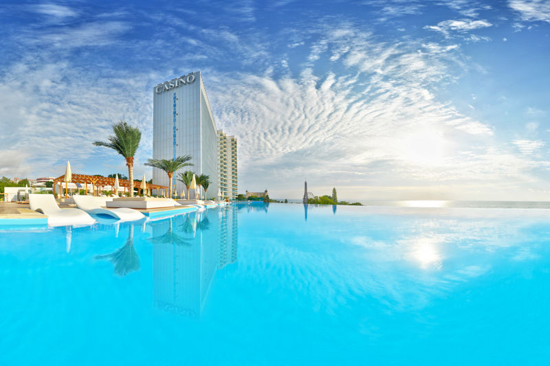 International Hotel Casino & Tower Suites at the Golden Sands