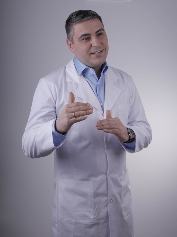 Dr Marian Granchev, MG Dental Clinic