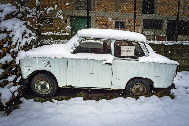 Trabant for sale