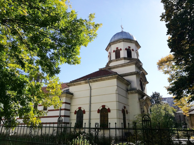 St George Church, Ruse