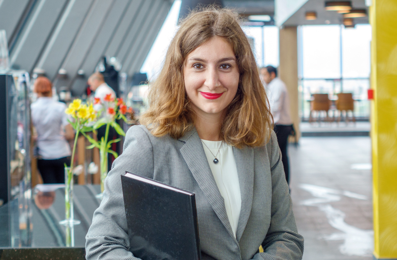 Gergana Manolova, Augeo Estate