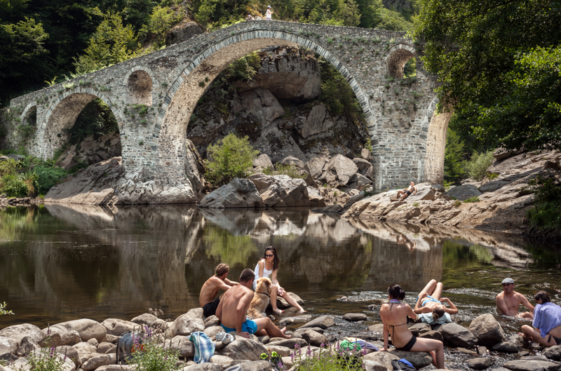 Devil's Bridge Bulgaria