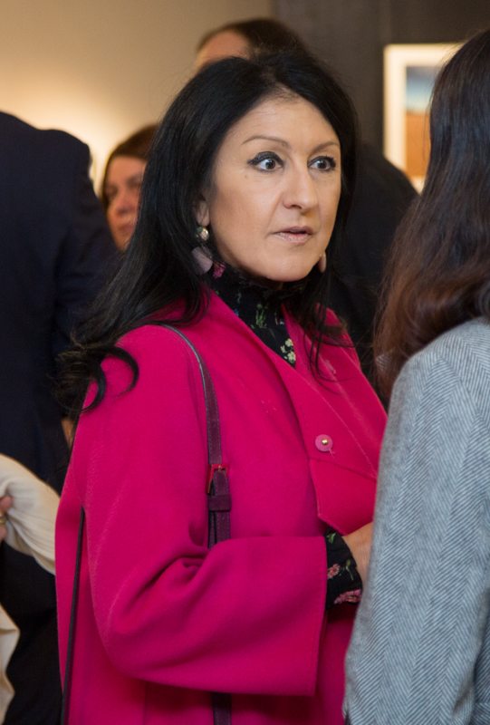 Desi Taliokova, director of the America for Bulgaria Foundation