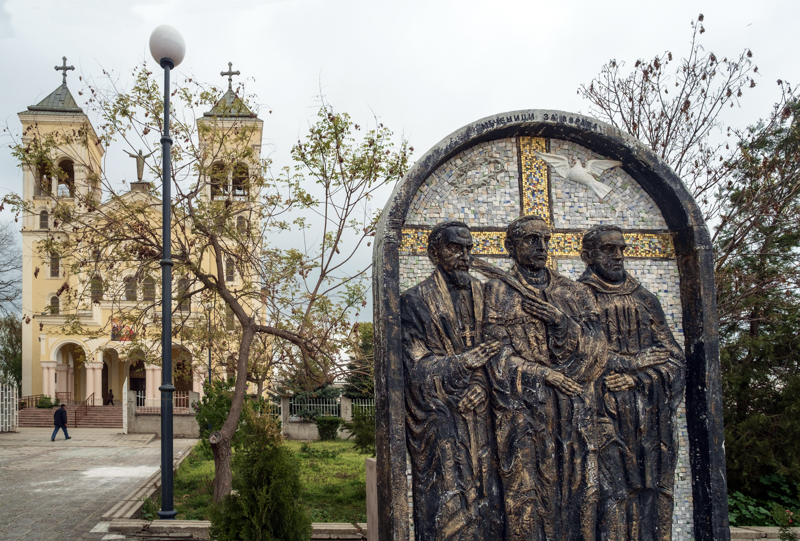 Rakovski catholics, Bulgaria