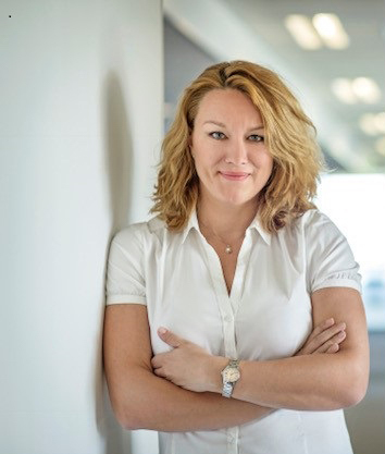 Eva Makedonska, HR Director at Ingram Micro Bulgaria