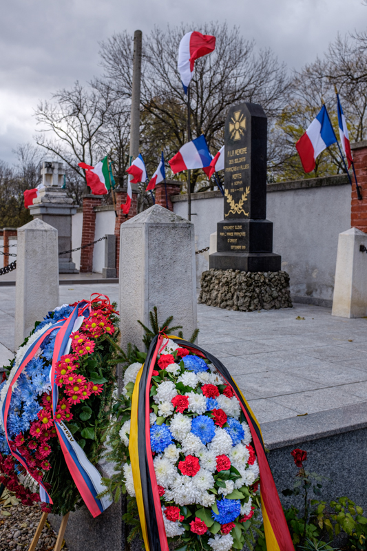 French Military Cemetery. Sofia