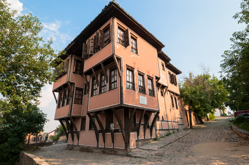 Lamartine House, Plovdiv