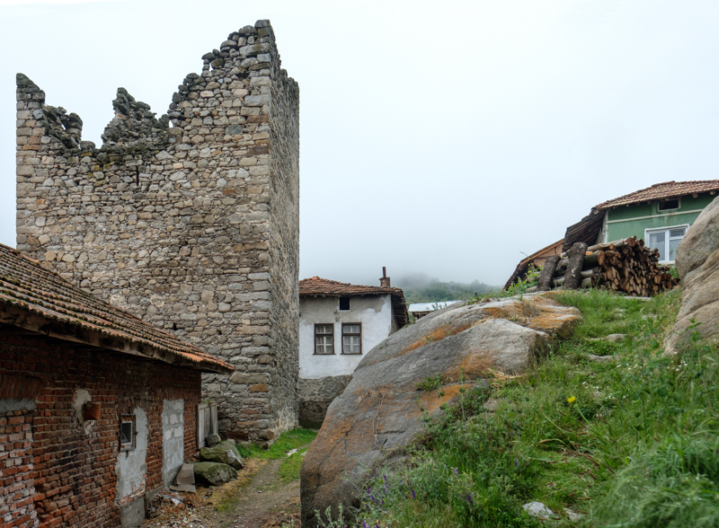 Teshovo village, Bulgaria
