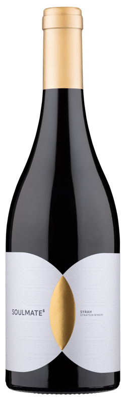 SOULMATEs Syrah by Stratsin Winery
