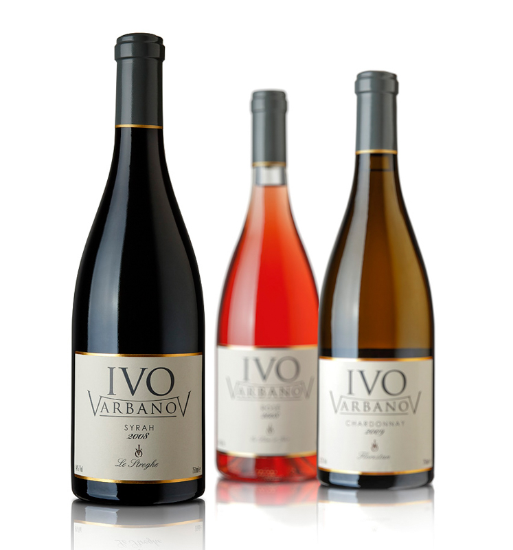 Ivo Varbanov wines