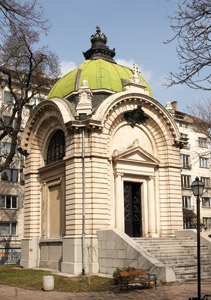 Prince Battenberg's final wish: A mausoleum in Sofia