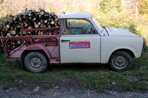 adapted trabant