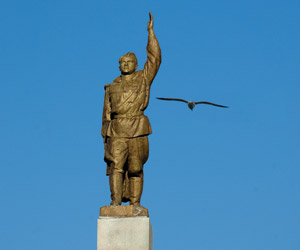 Red Army Monuments