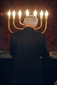 Hanukah is one of the few occasions the central hall is open / © BTA