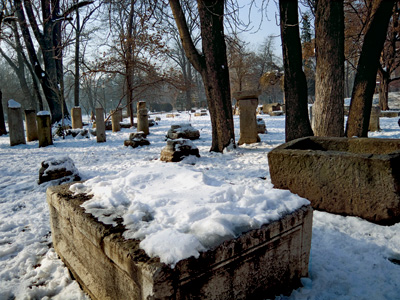 Ancient tombstones and columns, and Ottoman inscriptions: The lapidarium in the park is a short history of Sofia