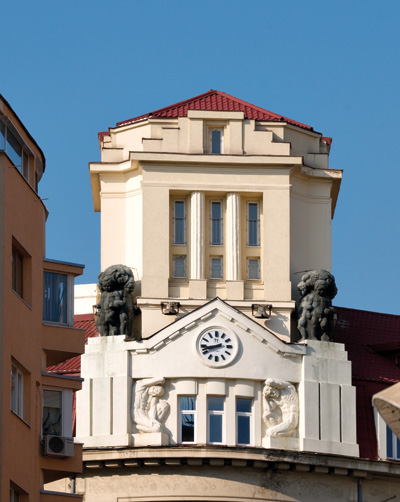 Burov's Bank