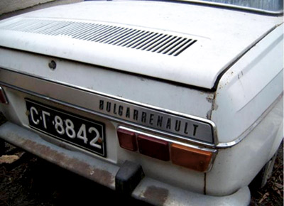 BULGARRENAULT