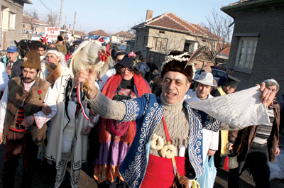 In the villages Petlyovden is a cause for public celebration with dancing and music. The rooster is a symbol of manhood and fertility