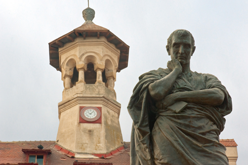 Roman poet Ovid is arguably the most prominent inhabitant of Constanta for the 25 centuries of its existence