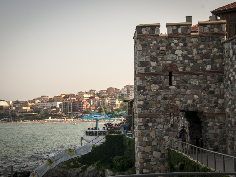 Sozopol with its new ruins