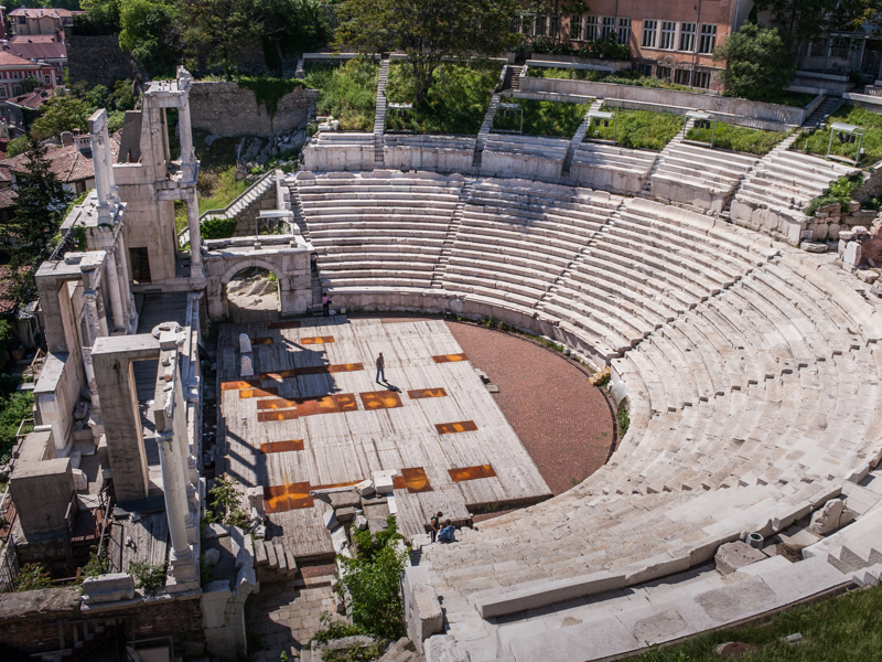 Theatre of Roman Philoppopolis