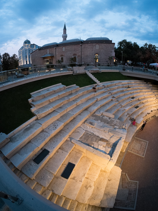The recently restored stadium of Philippopolis, now Plovdiv, was built in the 2nd Century and had a capacity of 30,000