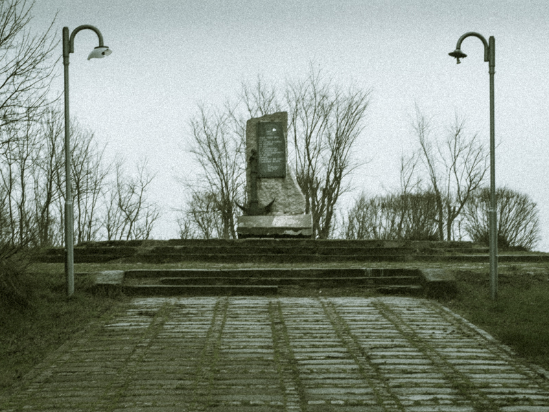 Monument to the Soviet Soldiers, Tsarevo