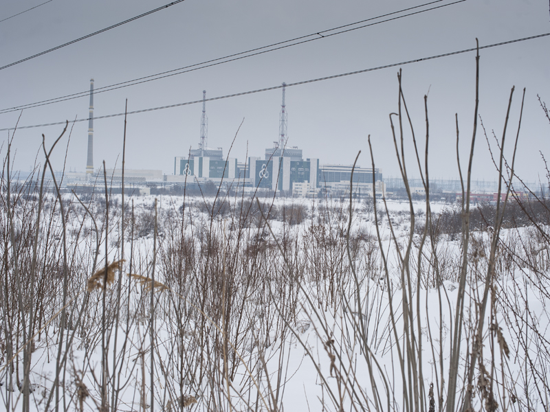 Kozloduy is also the site of Bulgaria's Soviet-built nuclear power plant
