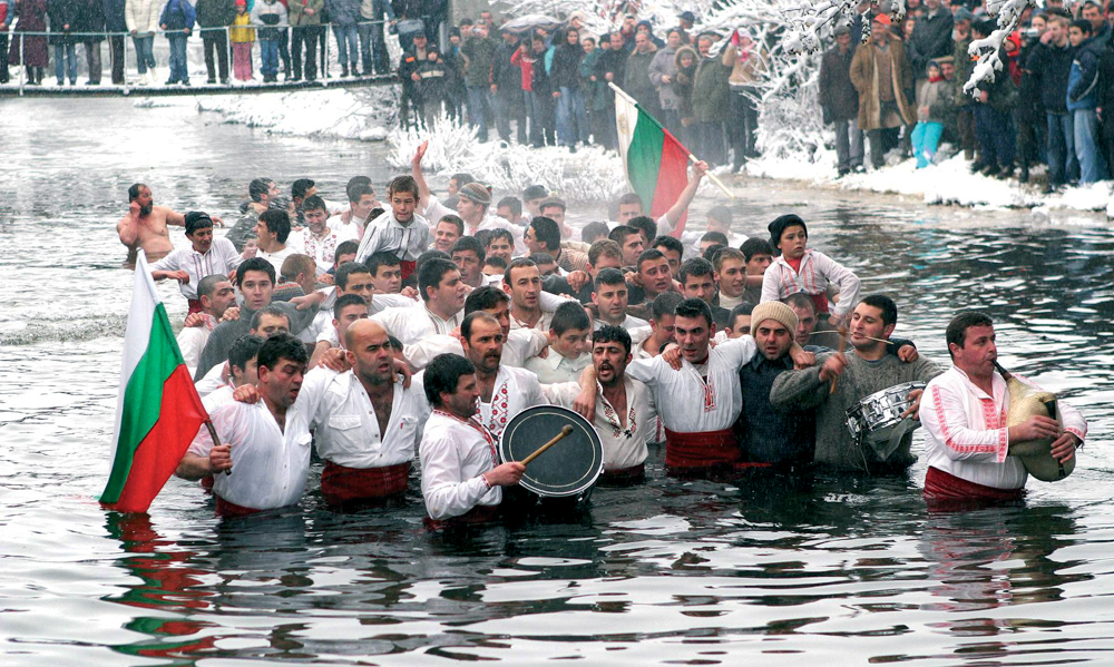 Epiphany in Kalofer
