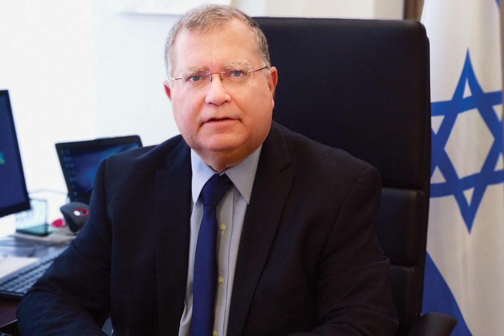 Ambassador Yoram Elron-photo.jpg