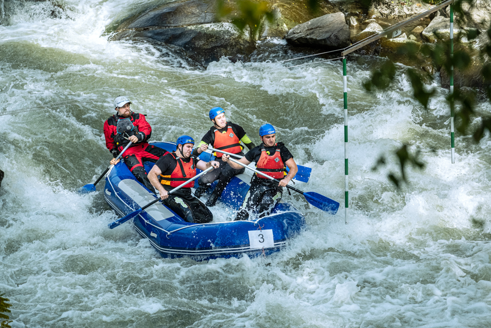 whitewater rafting bulgaria