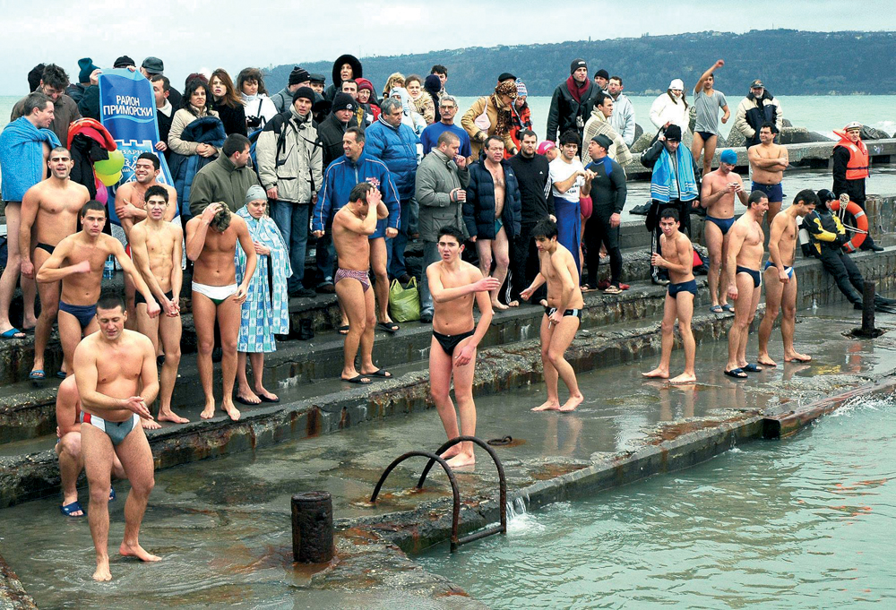 Epiphany in Bulgaria