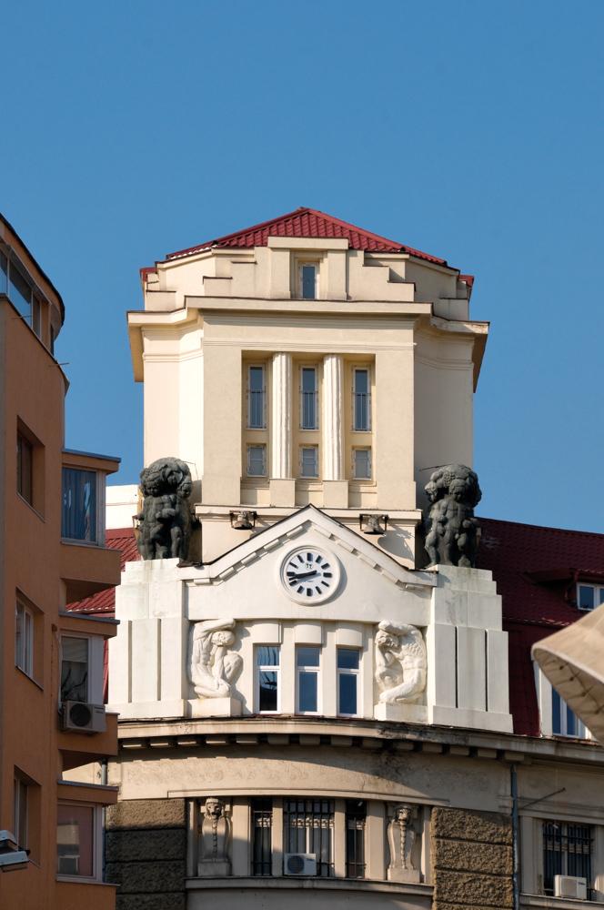 Burov's Bank
