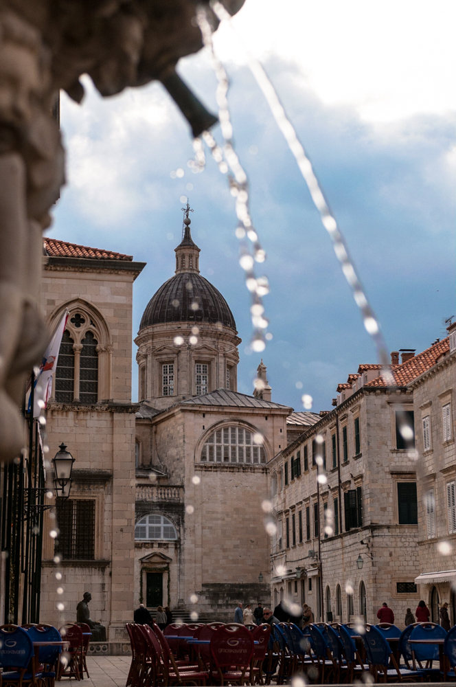 Having a cup of excellent coffee in the central square remains a part of the ultimate Dubrovnik experience