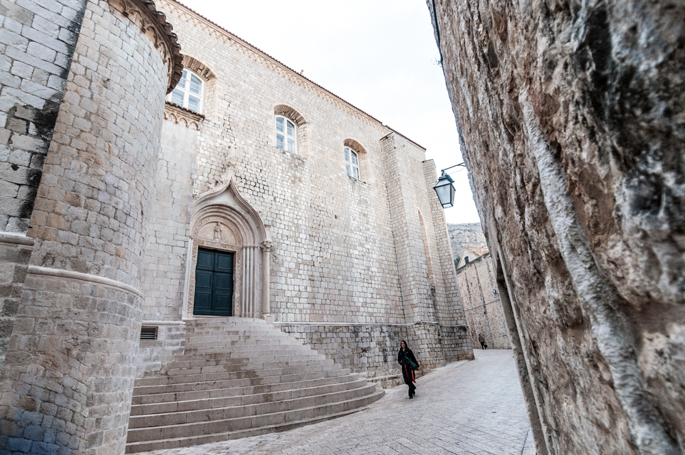 The Covid-19 pandemic achieved what seemed impossible: it emptied Dubrovnik's streets and alleys