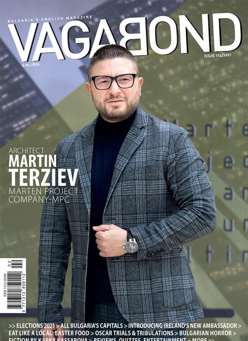 Vagabond Magazine issue 174