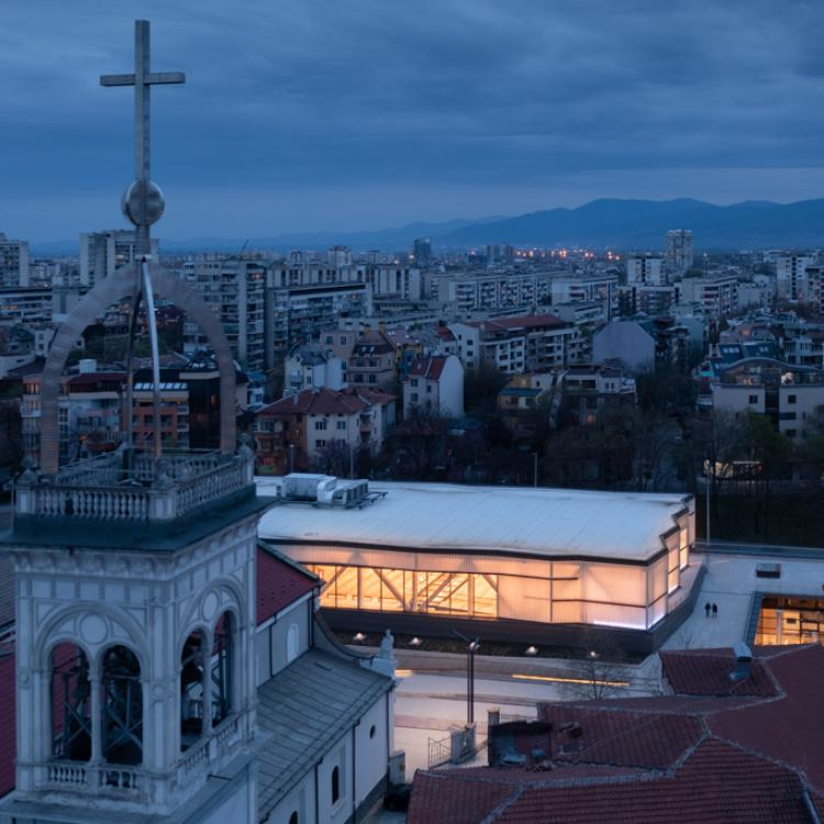 The Bishop's Basilica of Philippopolis